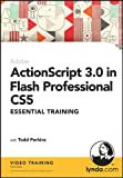 img - for ActionScript 3.0 in Flash Professional CS5 Essential Training book / textbook / text book