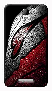 GADGETMATE Micromax Canvas Juice 2 AQ5001 Printed Back Cover(For Micromax Canvas Juice 2 AQ5001 )