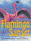 Flamingo Sunset