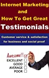 Testimonials are important to many people, either for their business or for personal references. Learn the valuable tips and skills you need to take your business and social proof as an entity to the next level. Get more quality testimonials,...