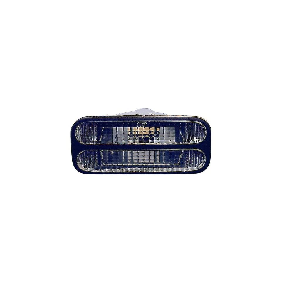Depo 315 1302L US Nissan Quest Driver Side Replacement Backup Light Unit without Bulb