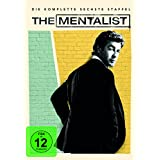 The Mentalist - Die komplette sechste Staffel 5 DVDs