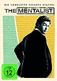 The Mentalist - Die komplette sechste Staffel [5 DVDs]