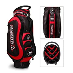 Brand New University of Georgia Bulldogs Medalist Cart Bag by Things for You