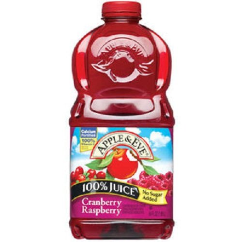 Apple And Eve Cranberry Raspberry Juice, 64 Ounce -- 8 Per Case. front-861587