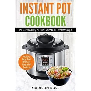 Instant Pot Cookbook: The Livre en Ligne - Telecharger Ebook