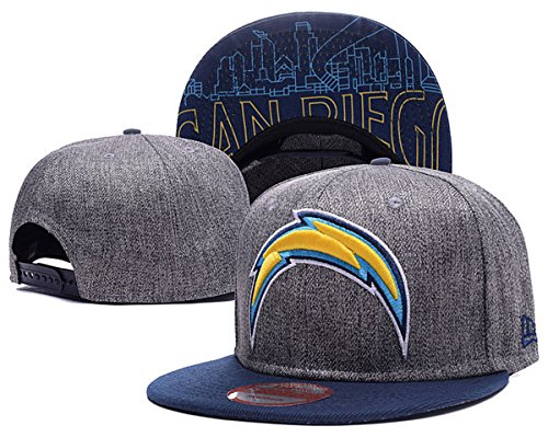 classic-cotton-san-diego-hat-adjustable-chargers-snapback-caps-grey-one-size