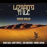 Lizard's Tale Dennis Haklar