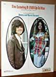 img - for I'm Leaving It (All) Up To You - (Recorded by Donny and Marie Osmond) book / textbook / text book
