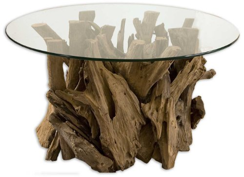 Uttermost 25519 Driftwood Cocktail Table