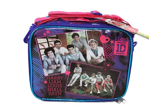 I Love One Direction Lunch Bag - Kids Lunch Bags - 1