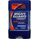 Right Guard Sport 3D Clear Gel Anti-Perspirant Deodorant Cool 90 ml