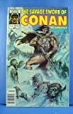 img - for The Savage Sword of Conan the Barbarian, Vol. 1 No. 110 book / textbook / text book