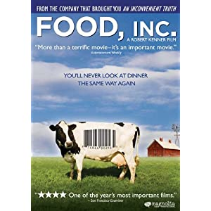 Food, Inc. Starring: Eric Schlosser, Director: Robert Kenner, Rating: PG