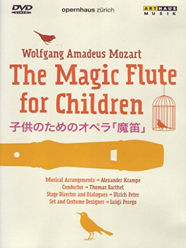 Mozart: Magic Flute - Children (Live Recording From The Zurich Opera House) [DVD] [2009] [2010]