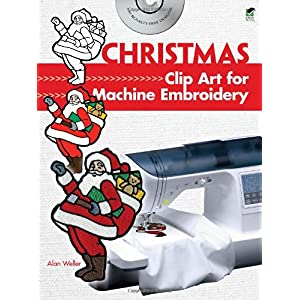 christmas clip art for machine