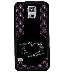 Fuson 2D Printed Love Designer back case cover for Samsung Galaxy S5 Neo - D4618