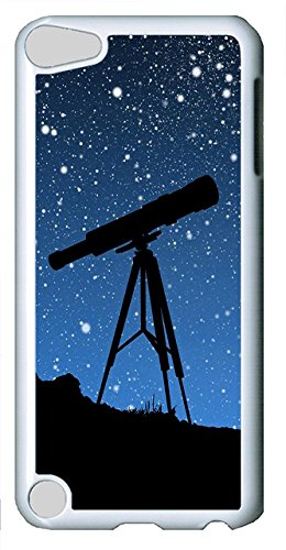 Ipod Touch 5 Case,Ipod Touch 5 Cases - Sky Telescope Pc Custom Design Ipod Touch 5 Case Cover - Polycarbonate¨Cwhite