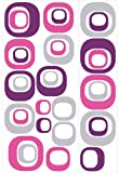 Wall Stickers Modern Ovals (japan import)