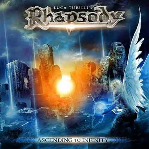 Ascending To Infinity [Limited Cd+dvd] by Rhapsody, Luca Turilli's (2012) Audio CD