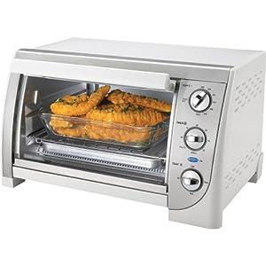 Countertop Oven White : ... Decker TRO700W Countertop Oven, White: Toaster Ovens: Kitchen & Dining