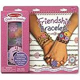 Melissa & Doug Craft and Create Friendship Bracelets