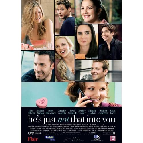 He's not that into you movie