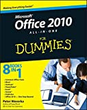 img - for Office 2010 All-in-One For Dummies book / textbook / text book