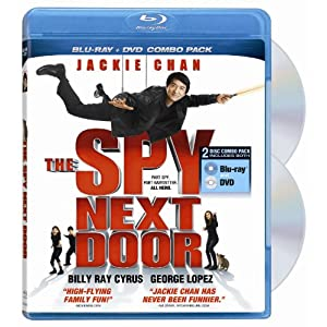 The Spy Next Door DVD