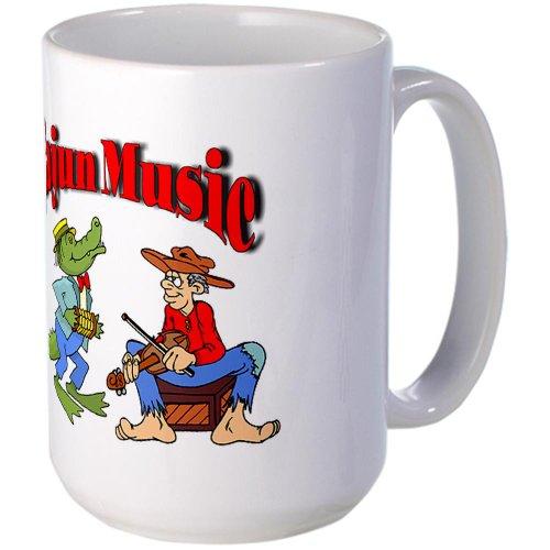 Cafepress Large Cajun Mug Large Mug - Standard