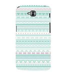 Multi Symbol Pattern Cute Fashion 3D Hard Polycarbonate Designer Back Case Cover for LG G Pro Lite :: LG Pro Lite D680 D682TR :: LG G Pro Lite Dual :: LG Pro Lite Dual D686