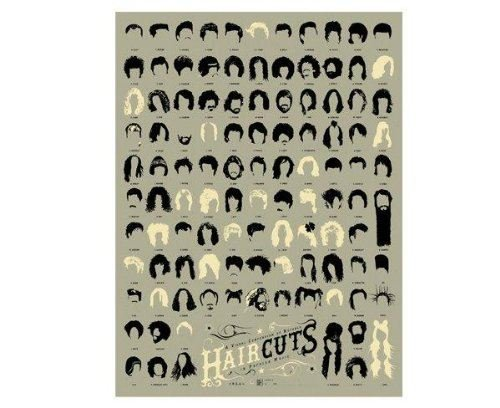 luckies-poster-chart-notable-haircuts-in-pop-music