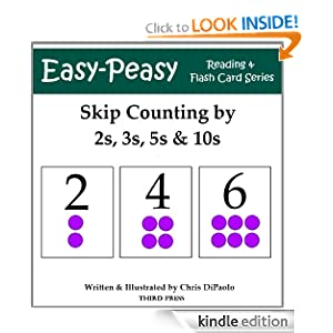 Counting By 2s 5s And 10s Worksheet
