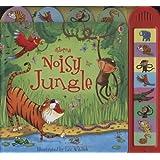 Noisy Jungle (Usborne Busy Sounds)