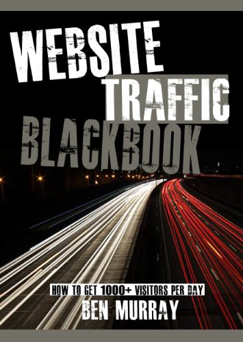 Website Traffic BlackBook | Your Guide to 1000+ Visitors Per Day
