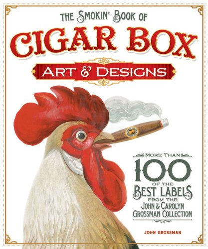 Cigar Box Wall Art Smokin' Book of Cigar Box Art