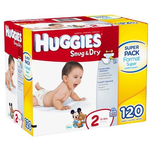 Size 2 Huggies
