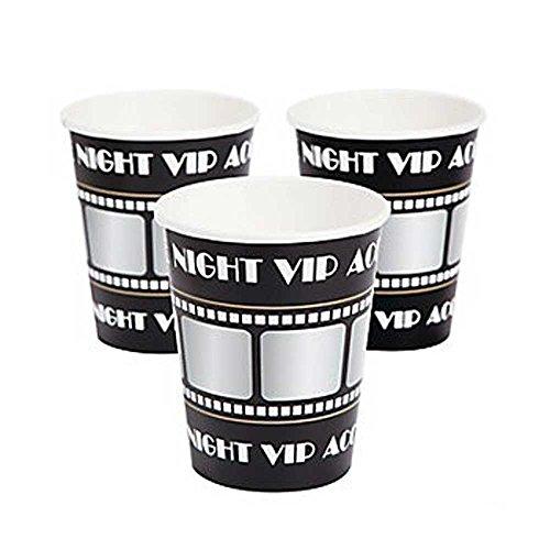Fun Express Premier Movie Night Paper Cups