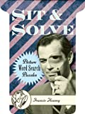 img - for Sit & Solve  Picture Word Search Puzzles (Sit & Solve  Series) book / textbook / text book