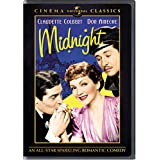 Midnight [DVD] [Region 1] [US Import] [NTSC]by Claudette Colbert