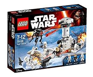 LEGO Star Wars TM 75138: Hoth Attack Mixed