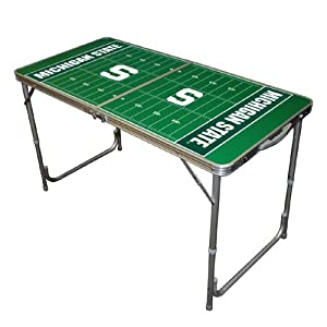 Wild Sales NCAA Michigan State Spartans 2x4 Tailgate Table at Sears.com