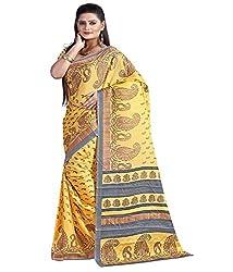 SB Creations Women's Turcky Silk Saree (SB_103_Multi)