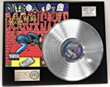 "Snoop Dog ""Gin And Juice"" Platinum LP Record LTD Edition Award Style Collectible Display"