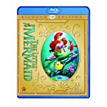 [US] The Little Mermaid (1989) Diamond Edition [Blu-ray + DVD + Digital Copy]