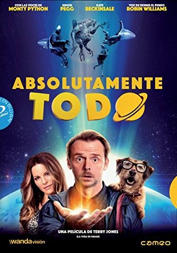 Absolutamente Todo [Blu-ray]
