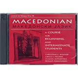 Macedonian Multimedia CD-ROM: To Accompany Macedonian: A Course for Beginning and Intermediate Students