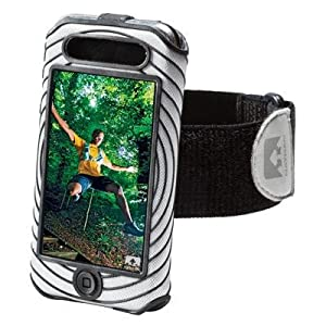 Nathan Hydration 2012 Sonic Boom iTouch Music Carrier (Grey)