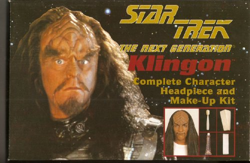Klingon Make-Over Kit