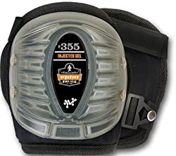 Proflex 355 Short Cap Injected Gel Knee Pad
